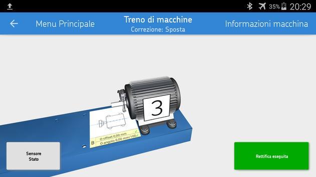 3 Schermata SKF Machine train alignment