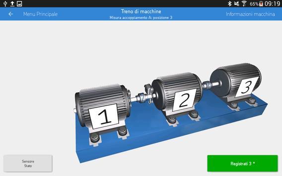 10 Schermata SKF Machine train alignment
