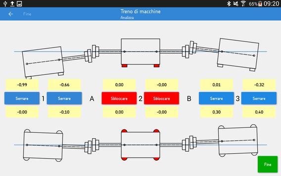 12 Schermata SKF Machine train alignment
