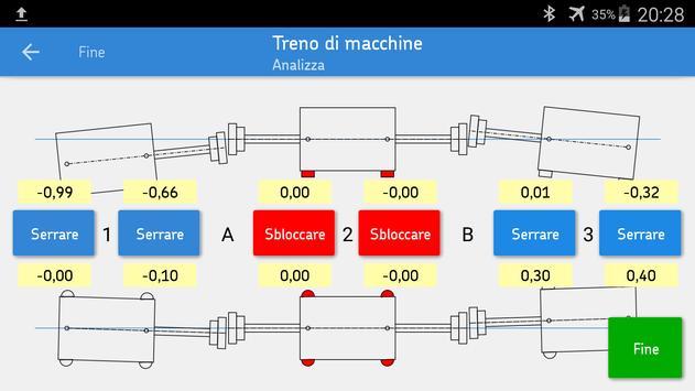2 Schermata SKF Machine train alignment