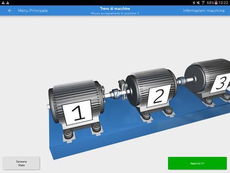 5 Schermata SKF Machine train alignment