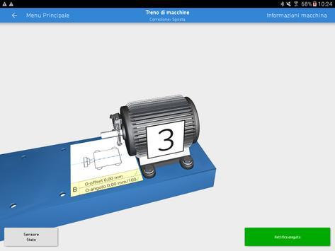 8 Schermata SKF Machine train alignment