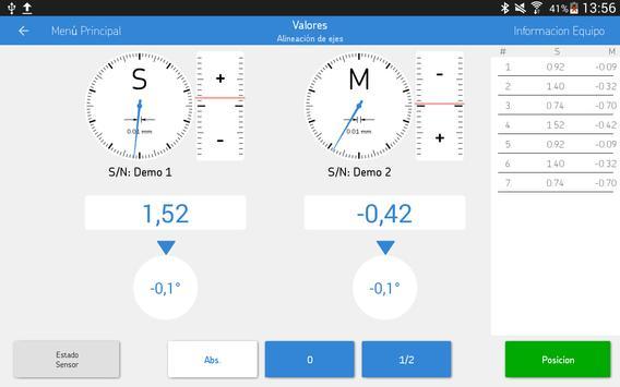SKF Values captura de pantalla 4