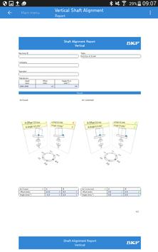 SKF Vertical shaft alignment 스크린샷 10