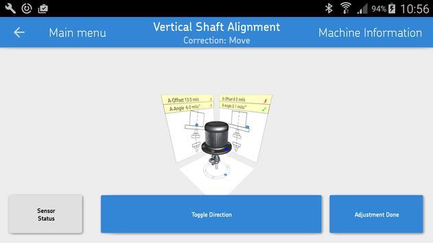 SKF Vertical shaft alignment 스크린샷 2