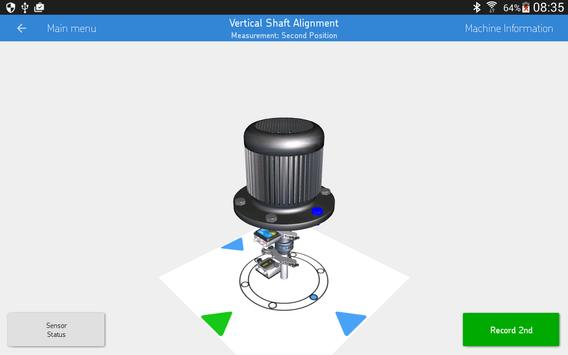 SKF Vertical shaft alignment 스크린샷 7
