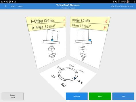 SKF Vertical shaft alignment 스크린샷 4