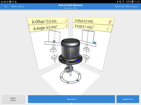 SKF Vertical shaft alignment 스크린샷 5