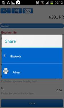 SKF Bearing Calculator Screenshot 2