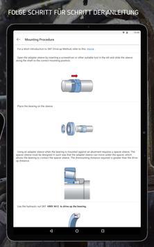 SKF Bearing Assist Screenshot 10