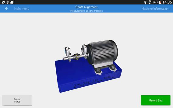 SKF Shaft alignment syot layar 8