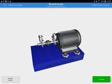 SKF Shaft alignment captura de pantalla 4