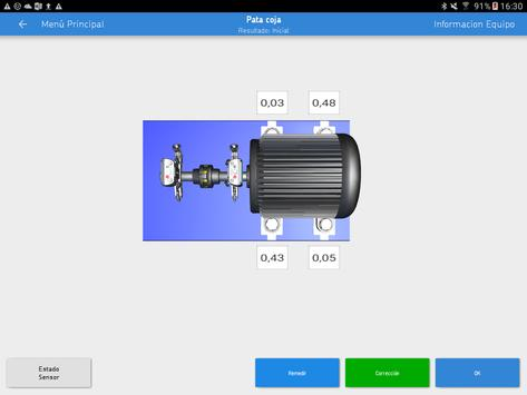 SKF Soft foot captura de pantalla 4
