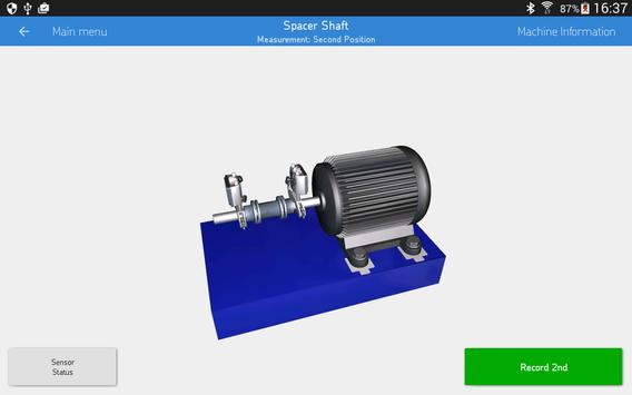 SKF Spacer shaft alignment screenshot 10