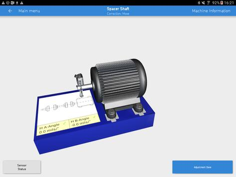 SKF Spacer shaft alignment screenshot 4