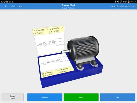 SKF Spacer shaft alignment screenshot 5