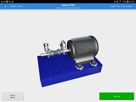 SKF Spacer shaft alignment screenshot 6