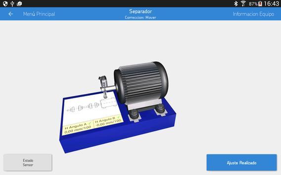 SKF Spacer shaft alignment captura de pantalla 10