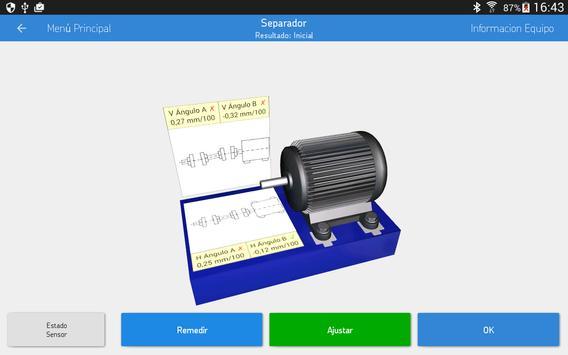 SKF Spacer shaft alignment captura de pantalla 9