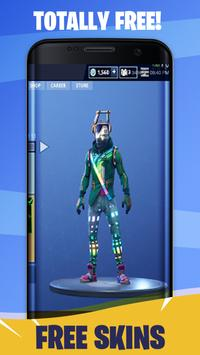 Skins for Battle Royale - Daily New Skins screenshot 1