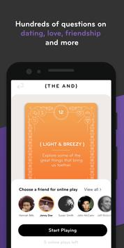 The And Relationship Card Game syot layar 13