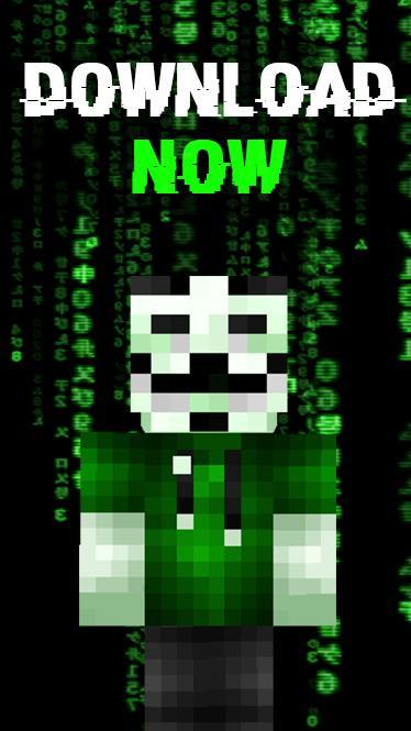 Hacker Skins For Minecraft Pe For Android Apk Download
