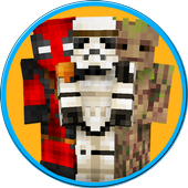 Skins movies for Minecraft icon