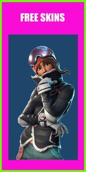 Free Skins for Battle Royale SAISON 7 poster