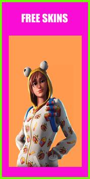 Free Skins for Battle Royale SAISON 7 screenshot 2
