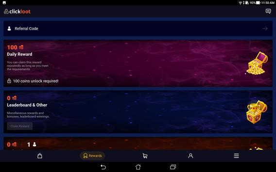 ClickLoot imagem de tela 14