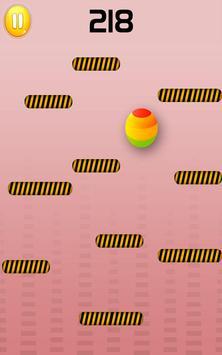 Skillful speed Finger: Twisty Dancing ball screenshot 3