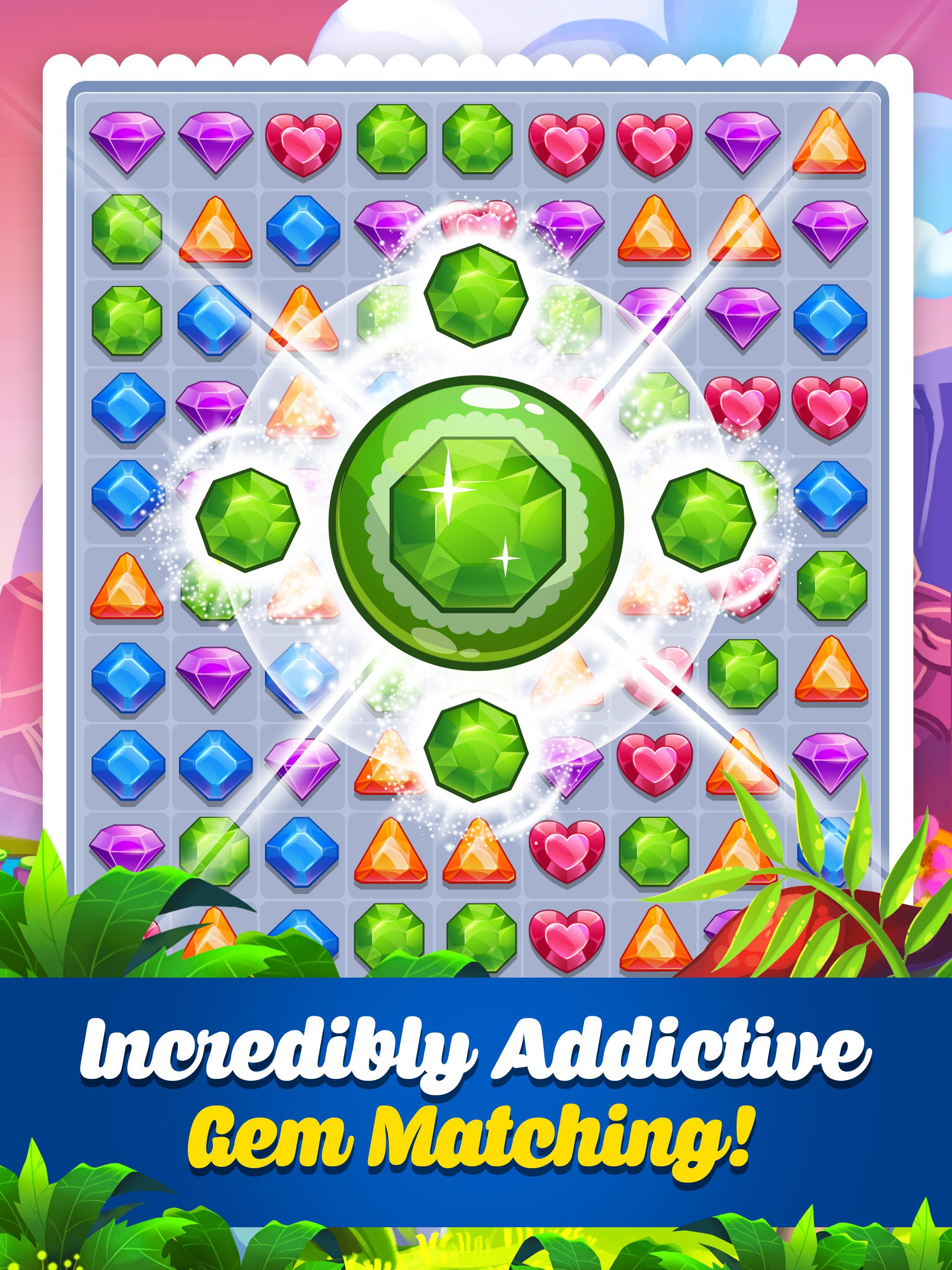 Addictive Gem Match 3 Mania Games Free New 2019 For