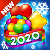 Candy Craze 2019: New Match 3 Games Free Offline 圖標