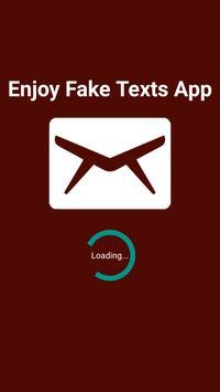 Fake Texts poster