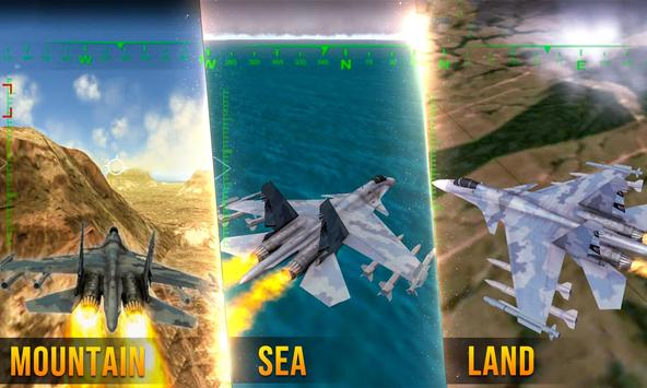 Fighter Jet Air Strike screenshot 5