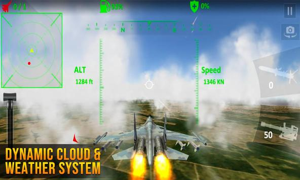 Fighter Jet Air Strike screenshot 7