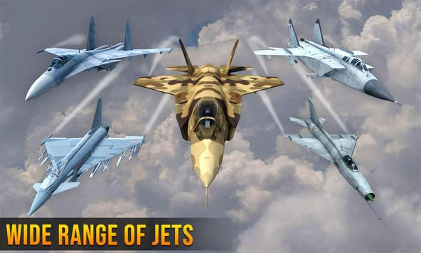Fighter Jet Air Strike screenshot 9