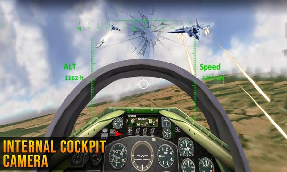 Fighter Jet Air Strike screenshot 11