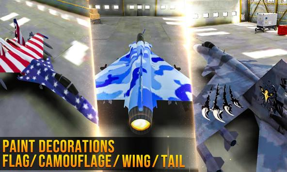 Fighter Jet Air Strike screenshot 12