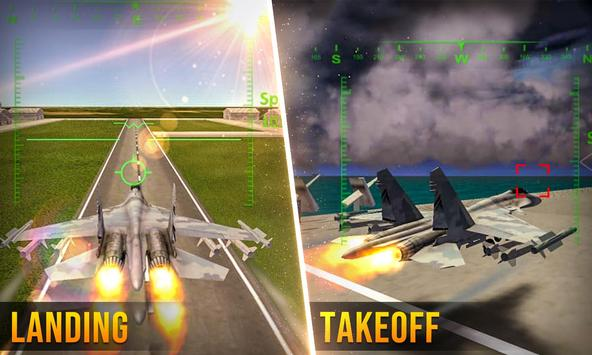 Fighter Jet Air Strike screenshot 14