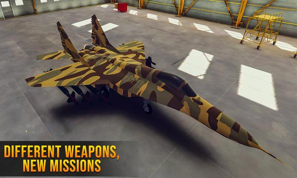 Fighter Jet Air Strike screenshot 16