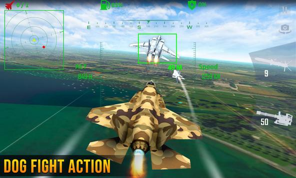 Fighter Jet Air Strike screenshot 2