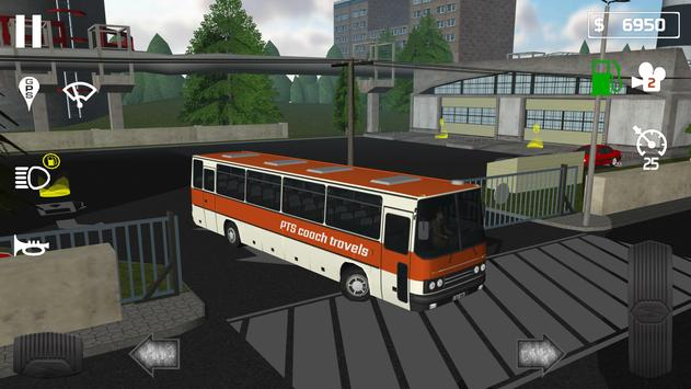 Public Transport Simulator - Coach Ekran Görüntüsü 2