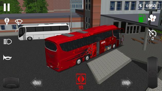 Public Transport Simulator - Coach Ekran Görüntüsü 1