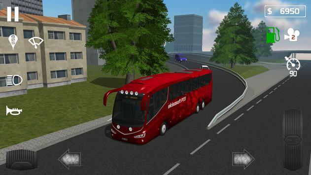 Public Transport Simulator - Coach Ekran Görüntüsü 6