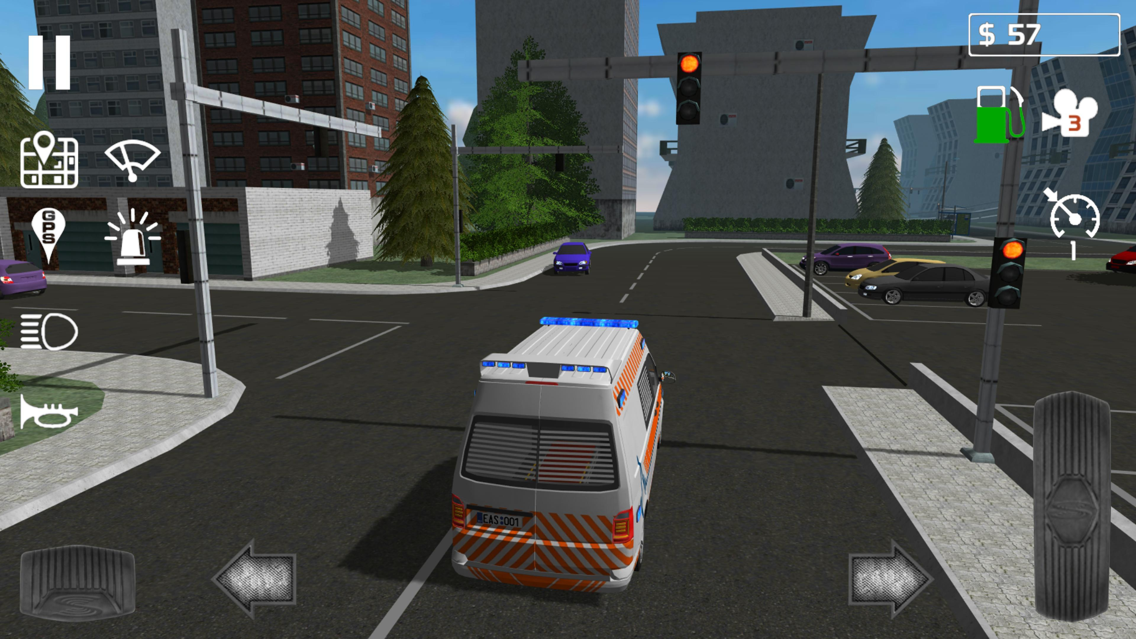 Emergency Ambulance Simulator for Android - APK Download