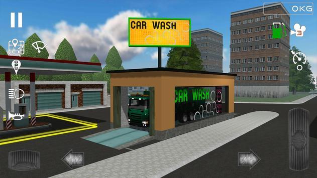 Trash Truck Simulator Ekran Görüntüsü 5