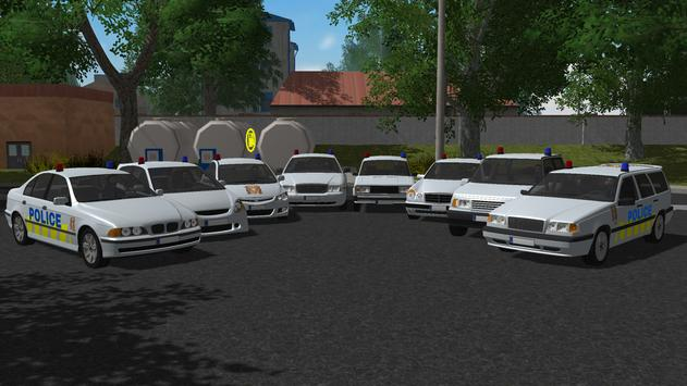 Police Patrol Simulator poster