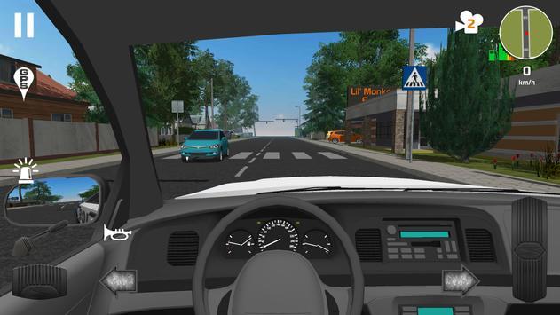 Police Patrol Simulator screenshot 18