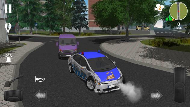 Police Patrol Simulator screenshot 6